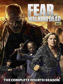 Fear the Walking Dead - The Complete Season Four