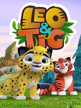 Leo and Tig - مدبلج