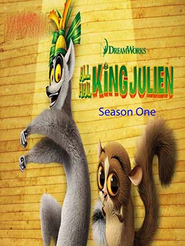 All Hail King Julien - Season One