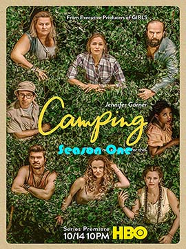 Camping - The Complete Season One