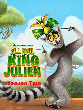 All Hail King Julien - Season Two