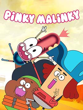 Pinky Malinky - مدبلج