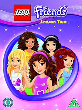 Lego Friends - The Complete Season Two