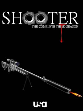 Shooter - The Complete Season Third