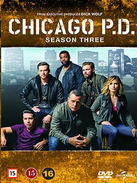 Chicago P.D. - The Complete Season Three