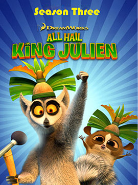 All Hail King Julien - Season Three