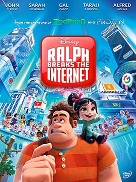 Ralph Breaks the Internet - مدبلج