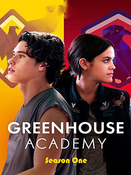 Greenhouse Academy - The Complete Season One