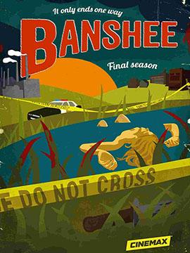 Banshee - The Complete Season Four