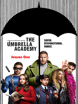 The Umbrella Academy - The Complete Season One