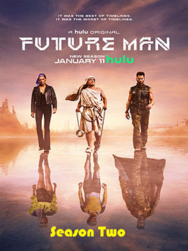 Future Man - The Complete Season Two