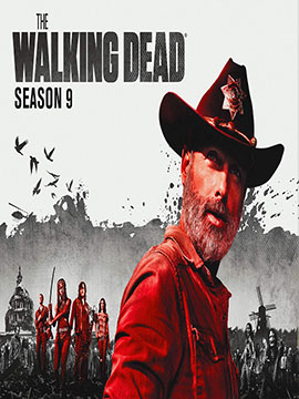 The Walking Dead - The Complete Season Nine