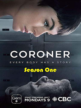 Coroner - The Complete Season One
