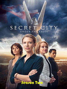Secret City - The Complete Season Two