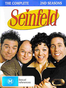 Seinfeld - The Complete Season Two