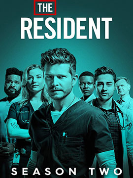 The Resident - The Complete Season Two