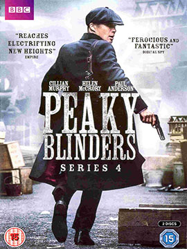 Peaky Blinders - The Complete Season Four