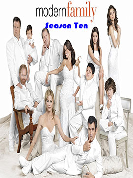 Modern Family - The Complete Season Ten