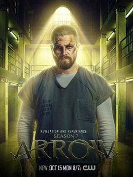 Arrow - The Complete Season Seven