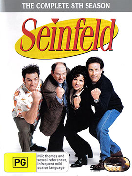 Seinfeld - The Complete Season Eight