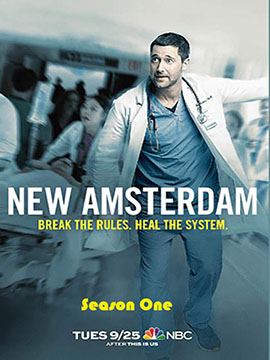 New Amsterdam - The Complete Season One