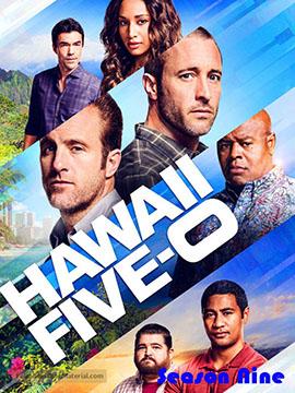 Hawaii Five-0 - The Complete Season Nine