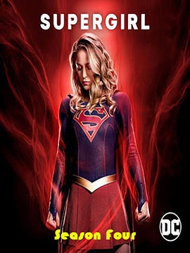 Supergirl - The Complete Season Four