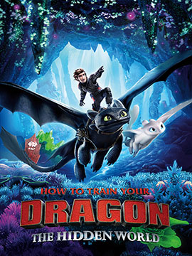 How to Train Your Dragon: The Hidden World - مدبلج