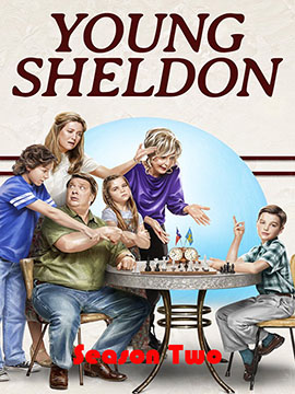 Young Sheldon - The Complete Season Two