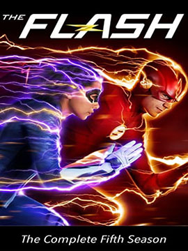 The Flash - The Complete Season Five