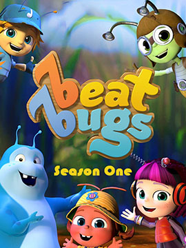 Beat Bugs - The Complete Season One