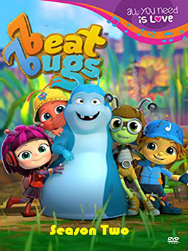 Beat Bugs - The Complete Season Two