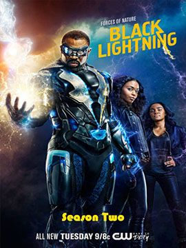 Black Lightning - The Complete Season Two
