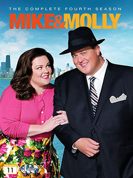 Mike & Molly - The Complete Season Four