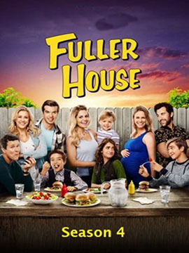 Fuller House - The Complete Season Four