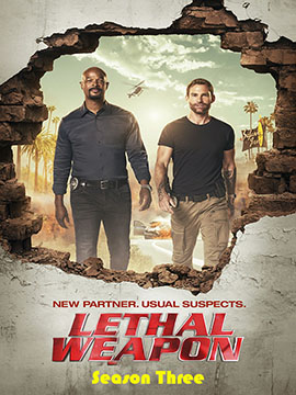 Lethal Weapon - The Complete Season Three