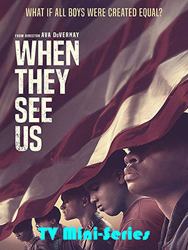 When They See Us - TV Mini-Series