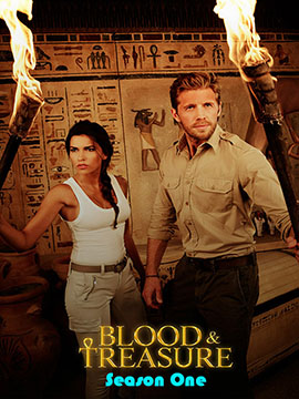 Blood and Treasure - The Complete Season One