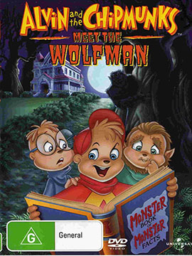 Alvin and the Chipmunks Meet the Wolfman - مدبلج