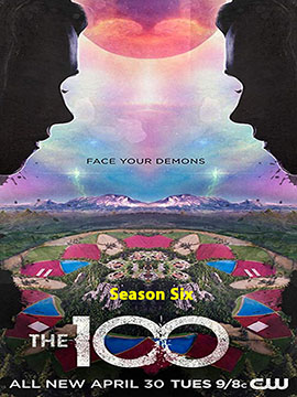 The 100 - The Complete Season Six