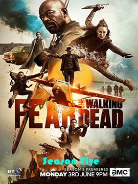 Fear the Walking Dead - The Complete Season Five