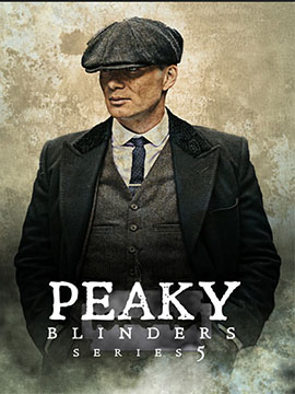 Peaky Blinders - The Complete Season Five