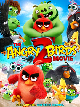 The Angry Birds Movie 2 - مدبلج