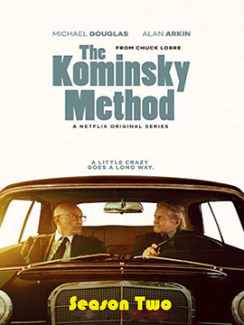 The Kominsky Method - The Complete Season Two