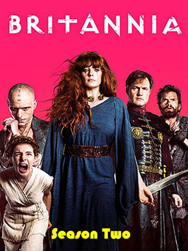 Britannia - The Complete Season Two
