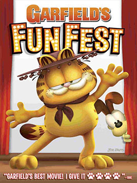 Garfield's Fun Fest - مدبلج