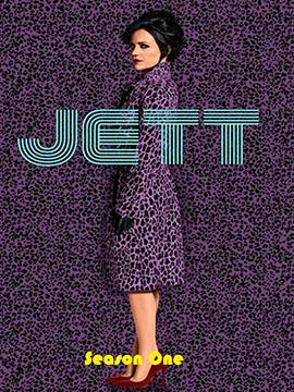 Jett - The Complete Season One