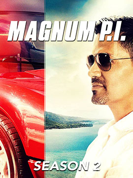 Magnum P.I. - The Complete Season Two