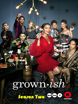 Grown-ish - The Complete Season Two