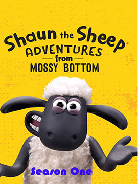 Shaun the Sheep: Adventures from Mossy Bottom - The Complete Season One
